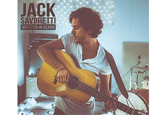 Jack Savoretti - Written in Scars-New Edition - (CD)