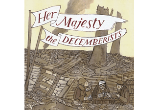 The Decemberists - Her Majesty, The Decemberists - (CD)