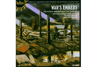 Mark George, George,M./Hill,M./Varcoe,S. - War's Embers - (CD)
