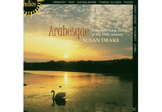 Susan Drake - Arabesque - (CD)