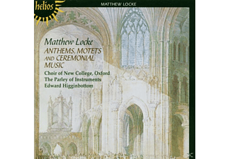 Holman, Holman/Ch.Of New College/PAOI - Anthems,Motetten,Ceremonial M. - (CD)