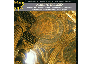 St.Paul's Cathedral Ch./Scott - Praise To The Lord-Hymnen - (CD)