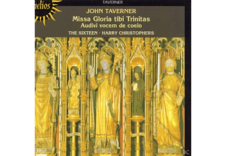Harry Christophers, Sixteen,The/Christophers,Harry - Missa Gloria Tibi Trinitas - (CD)