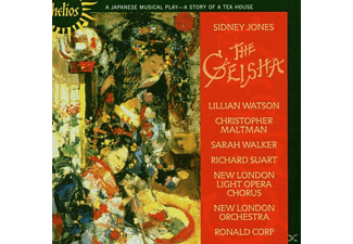 New London Light Opera Ch, New London Light Opera Ch & Orch - The Geisha (GA) - (CD)