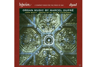 Marcel Dupre - ORGAN MUSIC - (CD)