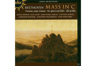 VARIOUS, The Corydon Singers / Matthew Best - Messe In C-Dur - (CD)