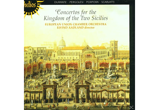 Viscardi, Sollima, Aadland, Eu Ko, Viscardi/Sollima/Aadland/Eu KO - Conc.F.Kingdom Of Two Silicies - (CD)