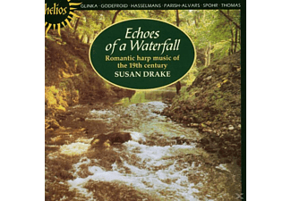 Susan Drake - Echoes Of A Waterfall - (CD)