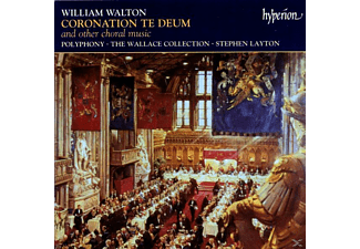 The Wallace Collec. Polyphony - Coronation Te Deum - (CD)