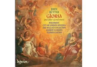 Polyphony/Layton/CLS/+ - Gloria & Other Sacred Music - (CD)
