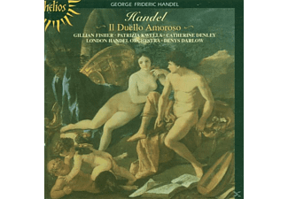 Kwella/Fisher/London Handel O. - Il Duello Amoroso - (CD)
