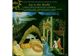 Worcester Cathedral Choir - Joy To The World! - (CD)