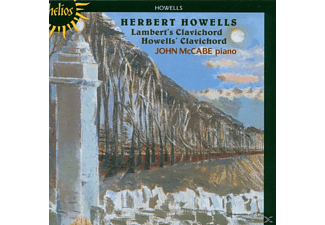 John McCabe - Lambert's/Howell's Clavichord - (CD)