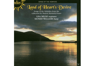Lisa Milne, Milne,Lisa/Williams,Sioned - Land Of Heart's Desire - (CD)