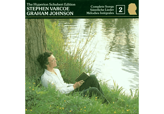 Graham Johnson Stephen Varcoe - Schubert Edition Vol.02 - (CD)