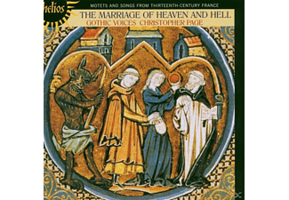Gothic Voices, Christopher Page: Gothic Voices - The Marriage Of Heaven A.Hell - (CD)