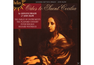 The Parley Of Instruments Soloists, Parley Of Instruments/Playford - Odes To Saint Cecilia - (CD)
