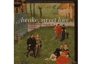 Bowman, Bowman/Miller/King's Consort - Awake,Sweet Love - (CD)