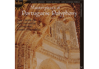 The Choir Of Westminster Cathedral, Westminster Cathedral Choir - Portugiesische Polyphonie - (CD)