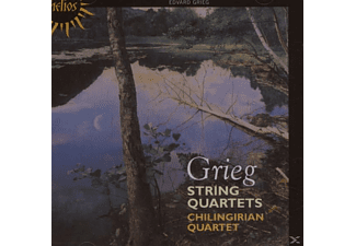 The Chilingirian Quartet - Streichquartette - (CD)