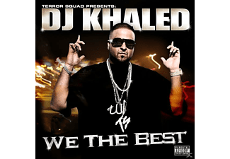 DJ Khaled - We The Best - (CD)