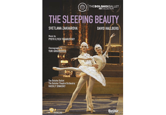 Svetlana Zakharova, David Hall, The Bolshoi Ballet, The Bolshoi Theatre Orchestra - Dornröschen - (DVD)