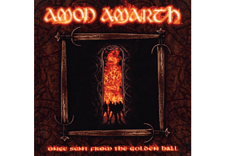 Amon Amarth - Once Sent From The Golden Hall - (CD)