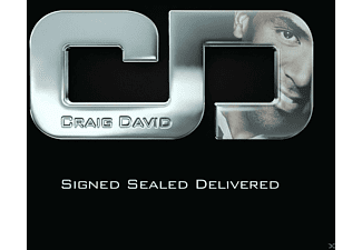 Craig David - Signed Sealed Delivered - (CD)