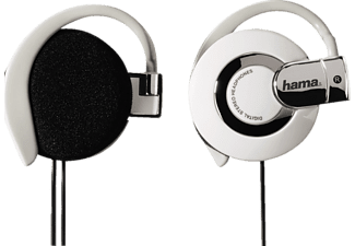 HAMA HK-260 Clip-On Stereo Headphones - (56260)