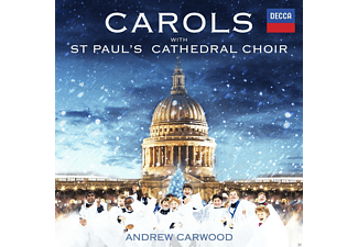 St Paul's Cathedral Choir - Carols With St.Paul's Cathedral Choir [CD]