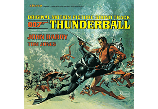 John Barry - James Bond: Thunderball (Ltd.Edt.) - (Vinyl)