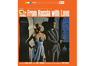 John Barry -  From Russia With Love (OST) [Βινύλιο]