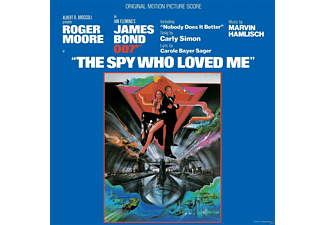 Marvin Hamlisch - James Bond: The Spy Who Loved Me (Ltd.Edt.) - (Vinyl)