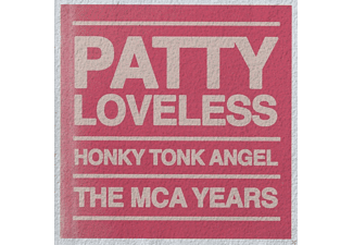 Patty Loveless - Honky Tonk Angel - Mca Years - (CD)