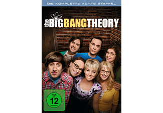 The Big Bang Theory - Staffel 8 [DVD]