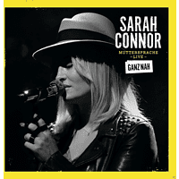 Sarah Connor - Muttersprache Live-Ganz Nah [CD]