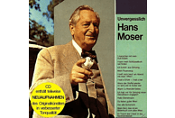 Hans Moser - Unvergesslich Hans Moser (Enthält Re-Recordings) [CD]
