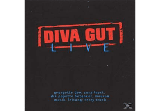 VARIOUS - Diva Gut-Live [CD]