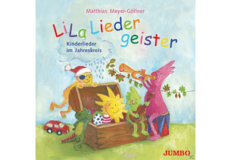 - LiLaLiedergeister - (CD)