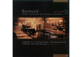 VARIOUS - Barmusik Vol.5 [CD]