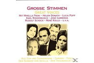 VARIOUS - Grosse Stimmen/Great Voices [CD]