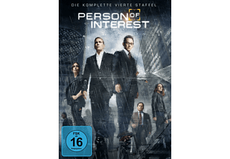 Person Of Interest - Staffel 4 - (DVD)