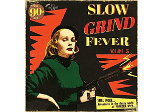 VARIOUS - Slow Grind Fever 05 - (Vinyl)