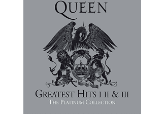 Queen The Platinum Collection (2011 Remastered) Rock CD