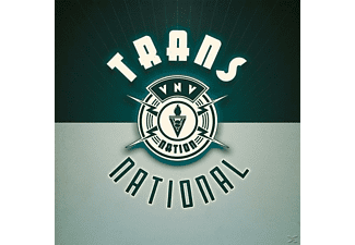 Vnv Nation - Transnational (180g Gatefold) - (Vinyl)