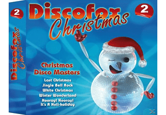VARIOUS - Discofox-Christmas - (CD)