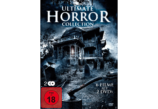 Ultimate Horror Collection - (DVD)