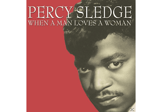 Percy Sledge - When A Man Loves A Woman - (CD)