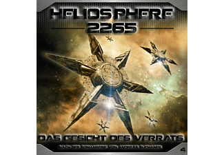 Folge 4: Das Gesicht des Verrats - 1 CD - Science Fiction/Fantasy