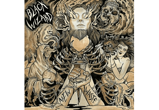 Black Wizzard - New Waste - (CD)